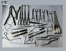 37 Pcs Basic Craniotomy Surgical Orthopedic Instruments Set Premium Quality A
