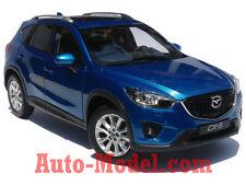 1:18 Changan Mazda 2014 CX-5 Deep Crystal Blue Mica Dealer Edition