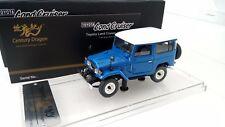 1:43 Toyota Land Cruiser LC BJ/FJ40 Series Century Dragon High-End Resin Blue