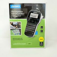 New listing Dymo LabelManager 280 Rechargeable Hand-Held Label Maker