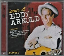 THE BEST OF EDDY ARNOLD 2-cd Set 20 Classic Country Tracks STILL SEALED!!