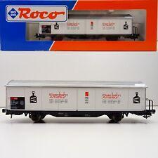 ROCO H0 47931 Schiebewandwagen Eisenbahn Amateur EA Hbils SBB TOP/OVP C3317