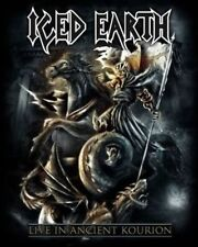 Iced Earth - Live In Ancient Kourion (Deluxe Ed. Blu-Ray/DVD/2CD) (R0) - DVD - M
