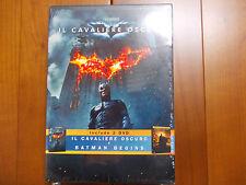 IL CAVALIERE OSCURO + BATMAN BEGINS COFANETTO 2 DVD