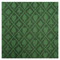 108 x 60 INCH POKER TABLE SUITED SPEED WATERPROOF CLOTH EMERALD GREEN COLOR