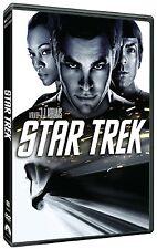 STAR TREK DVD - SINGLE-DISC EDITION (2009) - NEW UNOPENED - CHRIS PINE