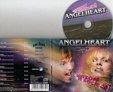 ANGELHEART - Caution It Rocks! / Digipack  2005  /  CD