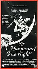 It Happened One Night (VHS, 1998, Closed Captioned)