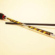 Higgins Brothers Flower Juggling Sticks - Special Design - Flames