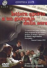 Lettera Aperta A Un Giornale Della Sera (1970) DVD SlipCase