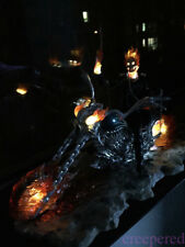 EZHOBI TOYS Marvel 1/9 Scale  Ghost Rider Action Figure LED Toys IN STOCK