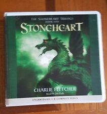 STONEHEART by CHARLIE FLETCHER Audiobook