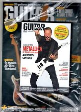 GUITAR PART n°229 # 2013 # METALLICA/AEROMSMITH/GILMOUR + PARTITIONS + DVD