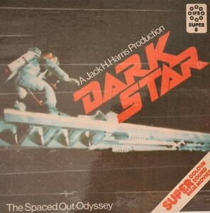 DARK STAR, JOHN CARPENTER, FEATURE, 2X800FT, ORIGINAL LEADER, SUPER 8MM SND.