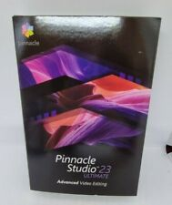Corel Pinnacle Studio 23 Ultimate Advance Videobearbeitung/BRANDNEU