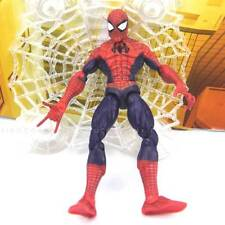 "Super Heroes Spider Spiderman Classics Marvel Universe 6"" Figure 2008 Blue FW352"