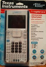 Texas Instruments TI-NSPIRE CX II CAS Graphing Calculator - New