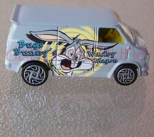 Racing Champions-75 Chevy Van-Bugs Bunny Wacky Wagon-Die-Cast-Approx Scale 1:64
