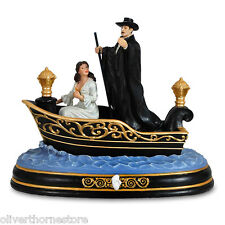 Phantom of the Opera Journey to the Lair San Francisco Music Box Figurine NIB