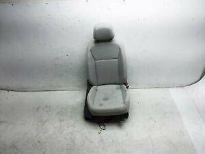 18 19 20 Volkswagen Tiguan Front Passenger Manual Seat Gray Cloth W/O Airbag