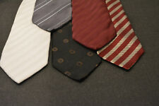 Lot of 5 GIORGIO ARMANI Neckties - incredibly cheap price! Grab it! F5