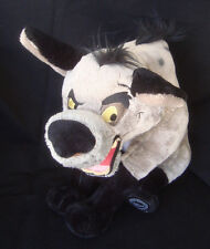 "12"" Banzai Hyena Plush Stuffed Toy The Lion King Disney Store PROTOTYPE SAMPLE"