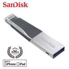 SanDisk iXpand Mini 128GB Lightning USB Flas Drive para iPhone iPad Certificado