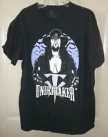 The Undertaker WWE 2017 Tee T-shirt Men's Size Medium Black Purple Wrestling