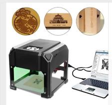 2000 mW USB Desktop Laser Engraver Machine DIY Logo Mark Printer Cutter Carving