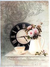 Rice Decoupage Paper / Decoupage Sheets  / Scrapbooking /  Romantic Picture