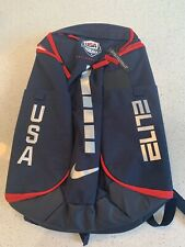 Nike Hoops ELITE Pro Backpack TEAM USA OLYMPIC World National Team - RARE