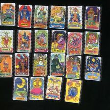 JoJo's Bizarre Adventure Tarot Card Kujou Jotarou Japanese Anime 22 Cards In Box