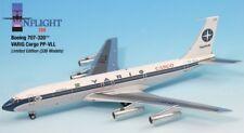 Inflight IF70024 Varig Cargo Boeing 707-324C PP-VLL Diecast 1/200 Model Airplane