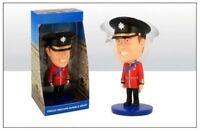 Prince William Royal Family Commemorative British Bobble Head Figure Souvenir