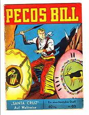 PECOS BILL N. 63-Mondial Casa Editrice