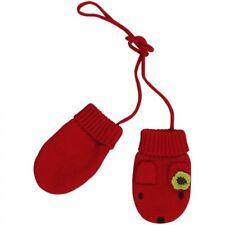 Jolies moufles rouges neuves + bonnet écharpe assorti DPAM