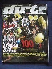 Dirt Mountainbike magazine - # 100 - June 2010