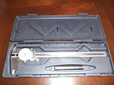 "Aerospace 8"" Caliper with Case - Gently / barely used"