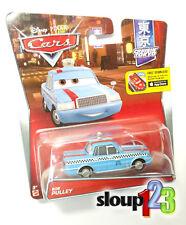 *DISNEY CARS LOT - BOB PULLEY - CRUISIN' TOKYO - JAPAN TAXI - CARS 2 PIXAR*