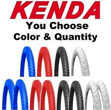 "Kenda K50 Comp III 20"" Bike Tire Choose Color& Qty& Size 1.75""or 2.125"" BMX Kids"