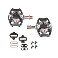 Trail MTB Clipless Bike Pedals Set (w/ cleats) For bike Deore XT PD-M8020 SPD