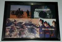 HAND SIGNED BY INXS -  INCLUDING MICHAEL HUTCHENCE - WITH COA INXS ORIGINAL