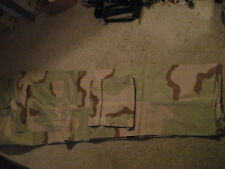 US Issue Desert 3 Color Camo Pants Heavyweight Seal Modified New PMC SF Multicam