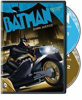 Beware The Batman: Dark Justice [DVD] NEW!