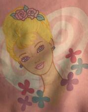 Vintage Dan River BALLET BARBIE Standard Pillowcase 2001 Mattel
