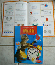 "Houghton Mifflin MATH Student Resources gr.2/2nd NEW 36-pgs, 9""x12"" color PB"