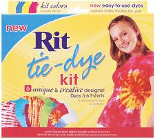 """""""Rit Tie-Dye Kit-Turquoise, Yellow & Fuchsia"""""""