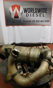 Cummins ISC Diesel Engine DPF Filter, P/N: 33246093140