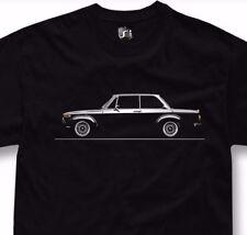 T-shirt for bmw 2002 fans 2002tii turbo 1602 1802 bavaria classic car