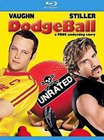 Dodgeball: A True Underdog Story (Blu-ray Disc, 2008, Unrated Canadian) NEW